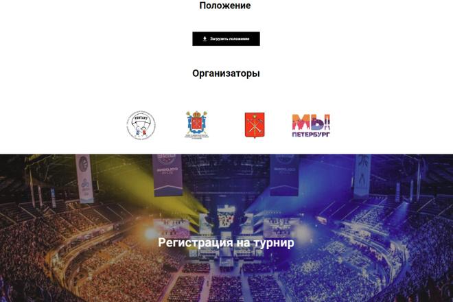 Перенос, экспорт, копирование сайта с Tilda на ваш хостинг 44 - kwork.ru