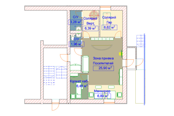 Фотореалистичная 3D визуализация экстерьера Вашего дома 110 - kwork.ru