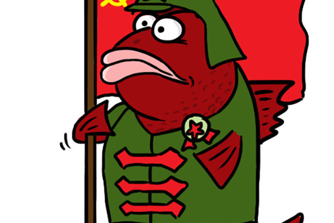 Нарисую простую иллюстрацию в жанре карикатуры 51 - kwork.ru