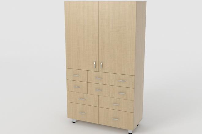 Визуализация мебели, предметная, в интерьере 55 - kwork.ru