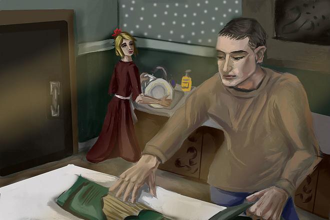 Нарисую иллюстрацию 26 - kwork.ru