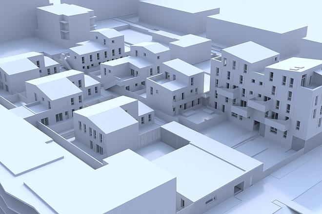 Архитектурное 3d моделирование 10 - kwork.ru