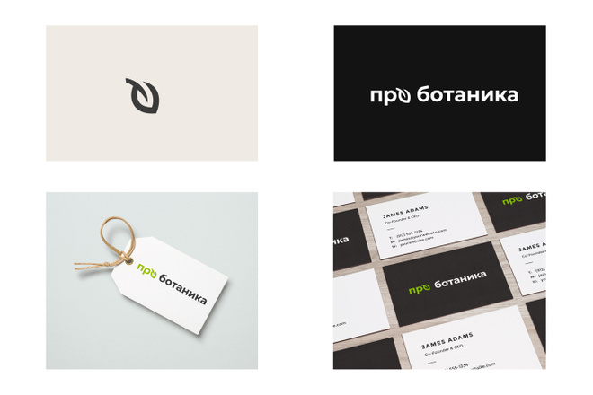 Разработка логотипа для сайта и бизнеса. Минимализм 91 - kwork.ru