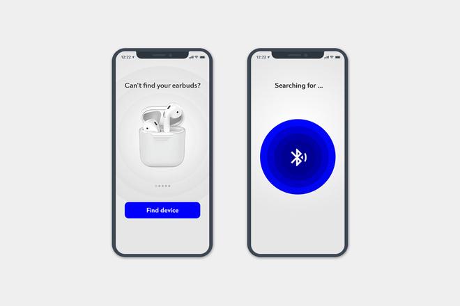 UX UI дизайн приложения для ios и android 5 - kwork.ru