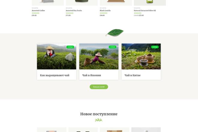 Создание сайта на WordPress 11 - kwork.ru