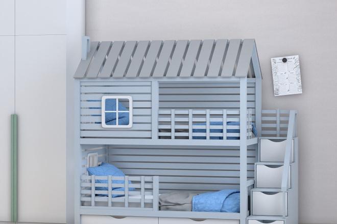 3D моделирование и визуализация мебели 2 - kwork.ru