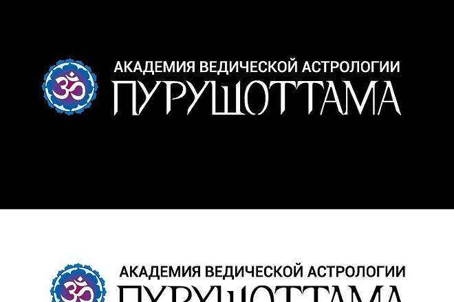 Отрисую логотип в векторе 11 - kwork.ru
