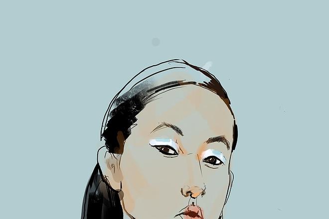 Сделаю иллюстрацию в стиле фэшн иллюстрации 7 - kwork.ru