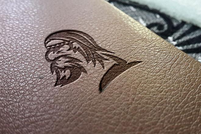 Логотип в стиле леттеринг 7 - kwork.ru