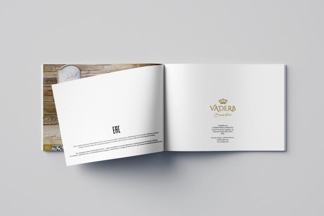 Дизайн брошюры, буклета 5 - kwork.ru