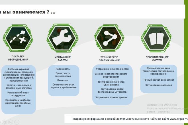 Презентация в Power Point, Photoshop 43 - kwork.ru