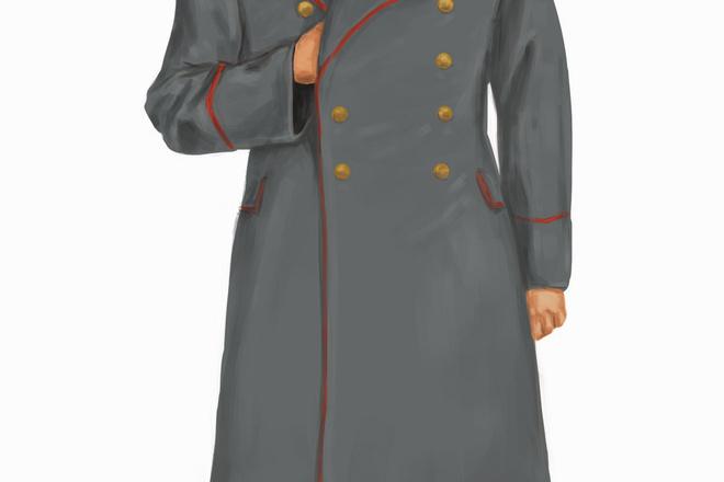 Нарисую иллюстрацию или персонажа от руки 2 - kwork.ru