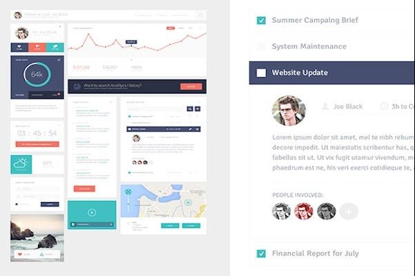 Более 10000 шаблонов для Web дизайнеров 14 - kwork.ru