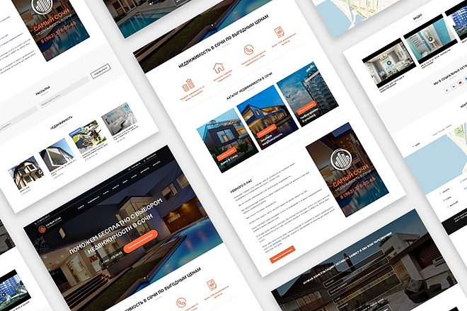 Корпоративный сайт на Nethouse 4 - kwork.ru