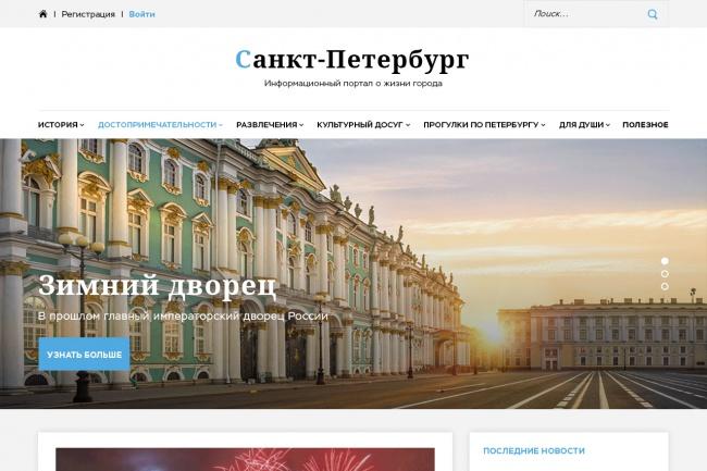 Любая верстка из PSD макетов 118 - kwork.ru