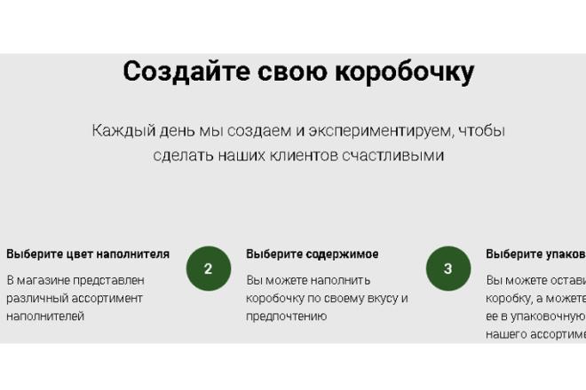 Дизайн сайтов на Тильде 15 - kwork.ru