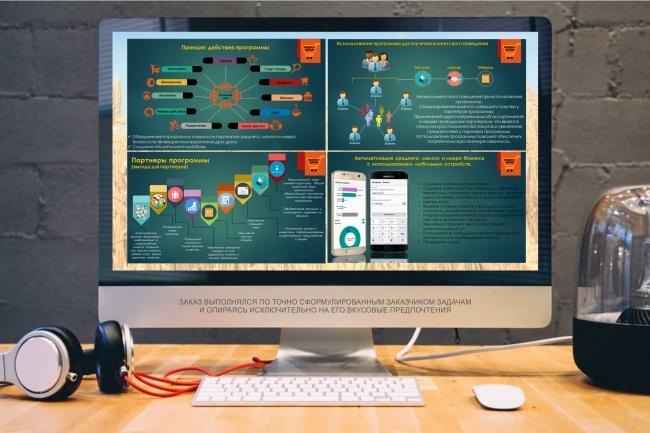 Сделаю презентацию в MS PowerPoint 37 - kwork.ru