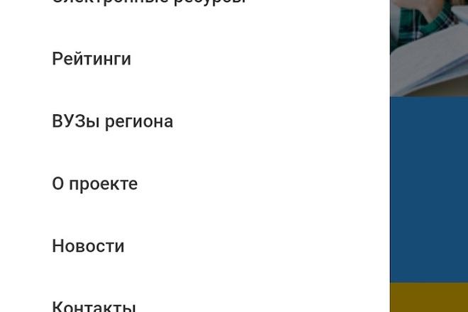 Разработаю мобильное приложение Android из одного экрана 4 - kwork.ru