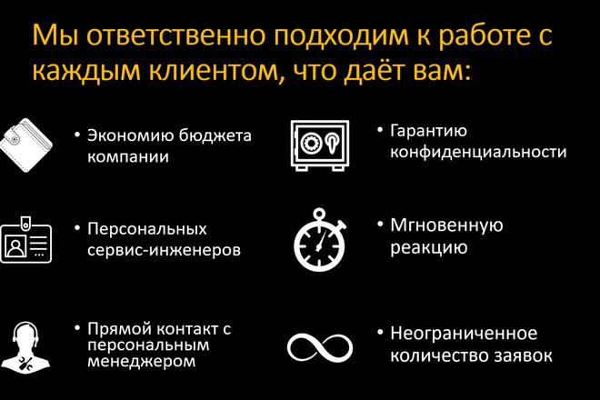 Создание презентации любой сложности 4 - kwork.ru