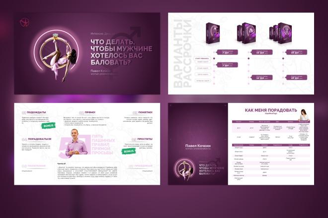 Оформление презентации товара, работы, услуги 10 - kwork.ru