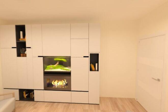 Планировка квартиры или жилого дома, перепланировка и визуализация 3 - kwork.ru
