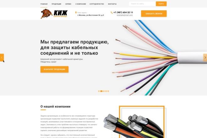 Дизайн продающего интернет-магазина 1 - kwork.ru