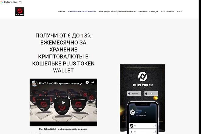 Копирование Landing Page 14 - kwork.ru