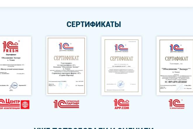 Внесу правки на лендинге.html, css, js 36 - kwork.ru