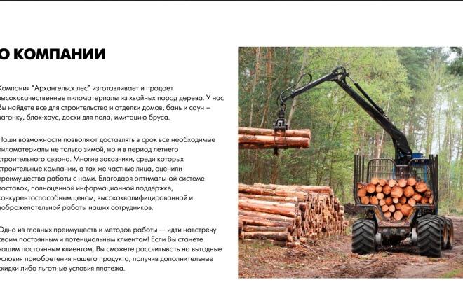 Вёрстка сайтов по доступной цене 56 - kwork.ru