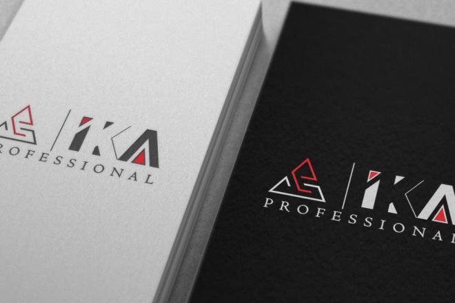 Нарисую удивительно красивые логотипы 6 - kwork.ru