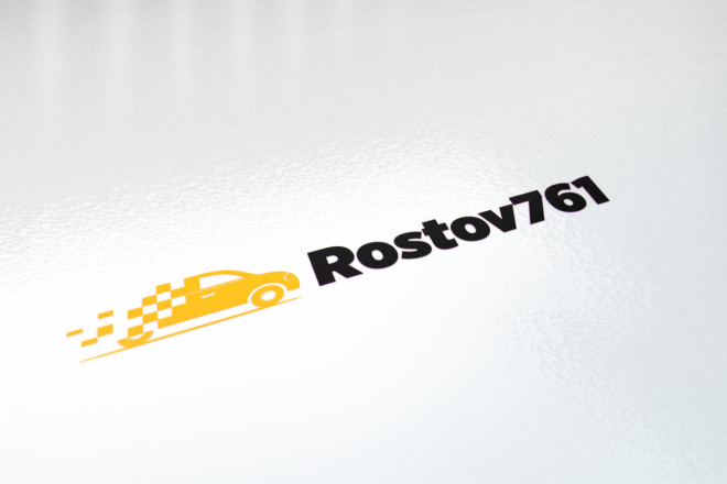 Логотип в 3 вариантах, визуализация в подарок 82 - kwork.ru