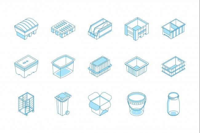 Создание иконок для сайта, приложения 47 - kwork.ru