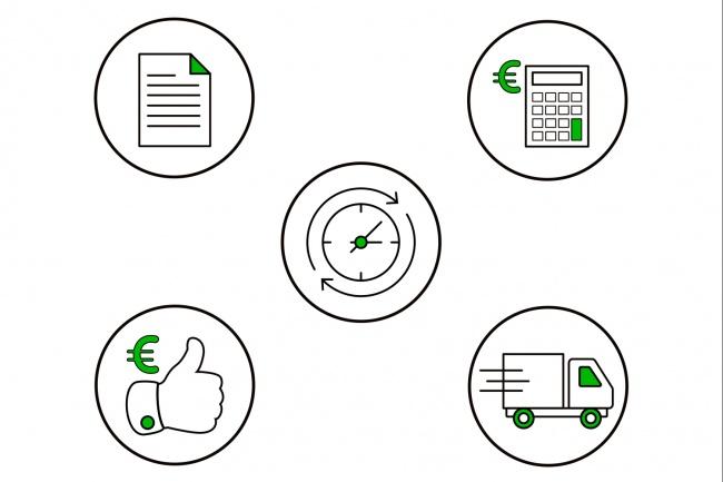 Создание иконок для сайта, приложения 61 - kwork.ru