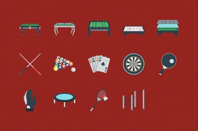 Создание иконок для сайта, приложения 43 - kwork.ru