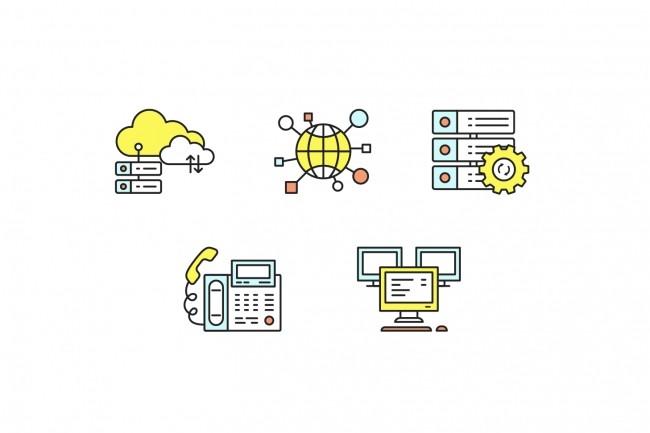 Создание иконок для сайта, приложения 31 - kwork.ru