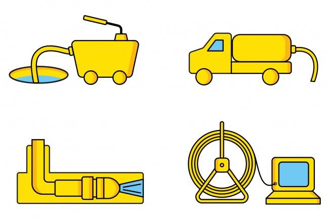 Создание иконок для сайта, приложения 59 - kwork.ru