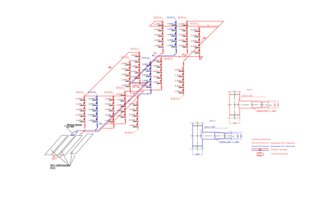 Оцифровка чертежей, планов в DWG, любые чертежи планы,детали 11 - kwork.ru