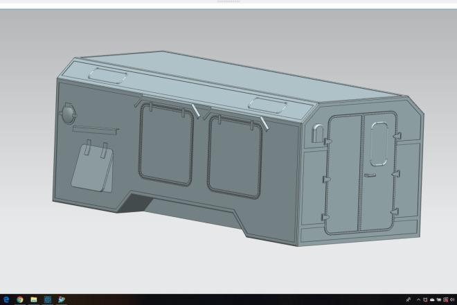3D модели. Визуализация. Анимация 41 - kwork.ru
