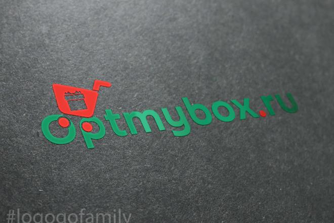 Разработаю винтажный логотип 23 - kwork.ru