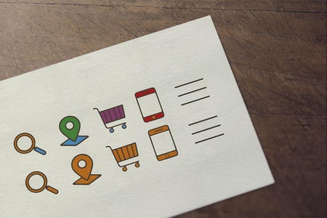Сделаю 4 иконки 13 - kwork.ru