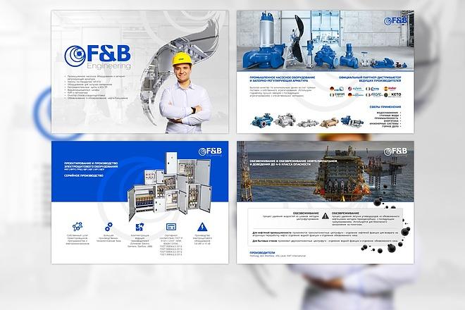 Оформление презентации товара, работы, услуги 81 - kwork.ru