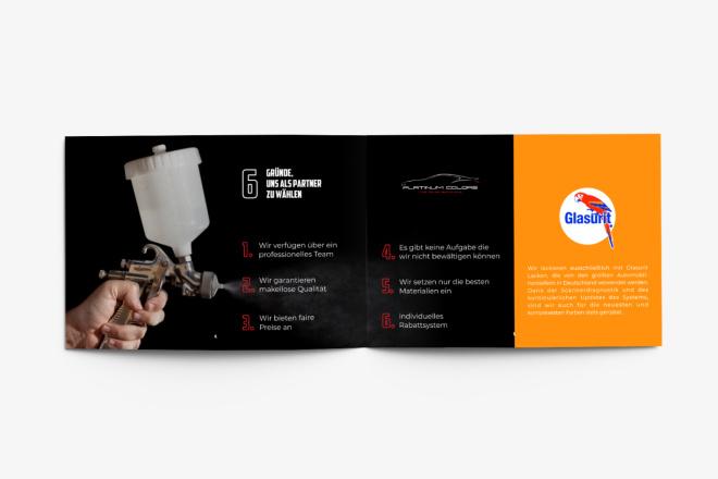 Разработаю Маркетинг Кит, для личных встреч и рассылки 32 - kwork.ru