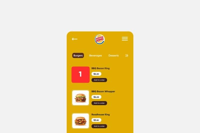 Разработка дизайна для вашего мобильного приложения 9 - kwork.ru