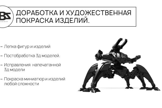 Красиво, стильно и оригинально оформлю презентацию 43 - kwork.ru