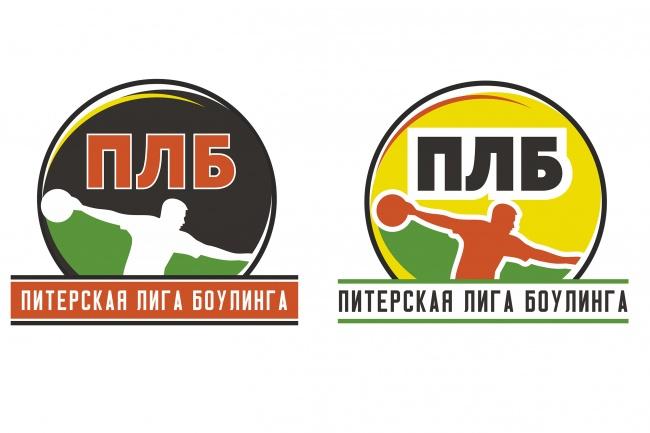 Разработаю логотип для Вашей компании 48 - kwork.ru