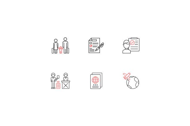Создам 5 иконок в любом стиле, для лендинга, сайта или приложения 2 - kwork.ru