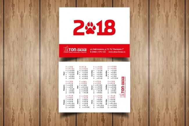 Разработаю макет визитки 70 - kwork.ru