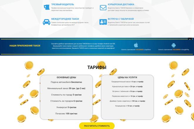 Создание сайта на WordPress 42 - kwork.ru