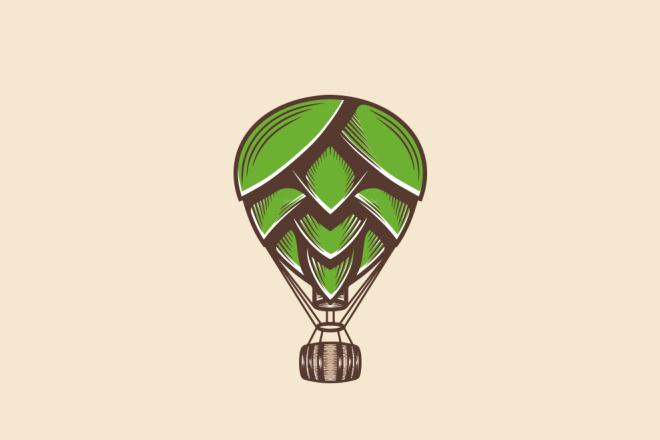 Векторная отрисовка растровых логотипов, иконок 31 - kwork.ru
