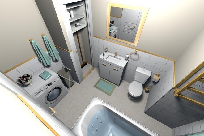 3d визуализация квартир и домов 52 - kwork.ru